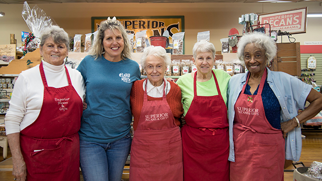 Superior Pecans is an Alabama Maker shelling out Wiregrass goodness