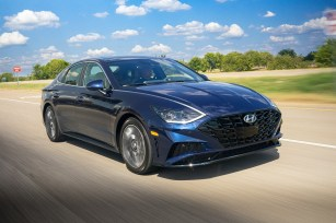 Hyundai's new Super Bowl commercial features the Alabama-built 2020 Sonata. (Hyundai)