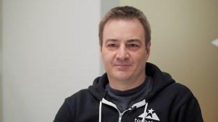 Nate Schmidt, a long-standing member of and mentor for the Birmingham tech ecosystem, is managing director of the Techstars Alabama EnergyTech Accelerator. (Dennis Washington/Alabama NewsCenter)