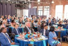 The Power of Leadership event was held at The Haven in Birmingham. (Nik Layman / Alabama NewsCenter)