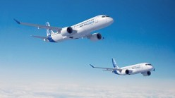 Airbus will continue to produce the A220 in Mobile after it increased its stake in the jetliner. (Airbus)