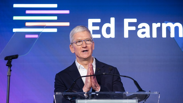 Apple, Alabama Power Foundation launch Education Farm initiative in Birmingham