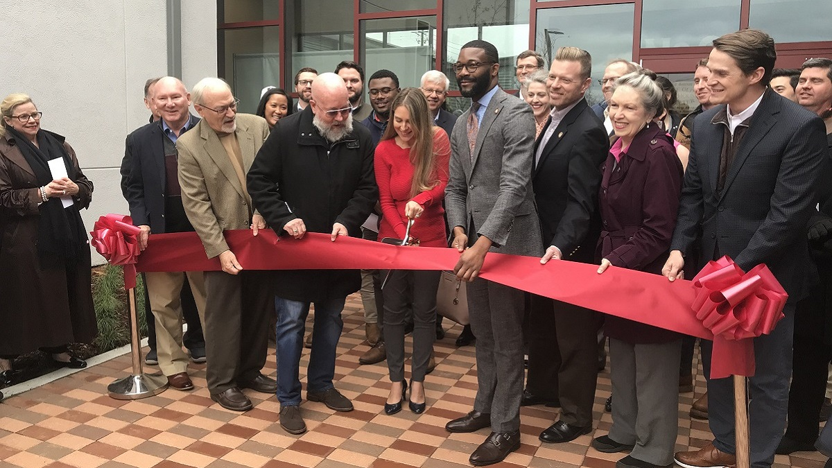 Firehouse Ministries opens new $5.8 million shelter in Birmingham