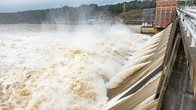Recent heavy rains continue to affect Alabama Power lakes