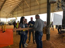 Students learn how Alabama Power makes, moves and sells electricity at Southeast Worlds of Work in Dothan. (Brooke Goff/Alabama NewsCenter)