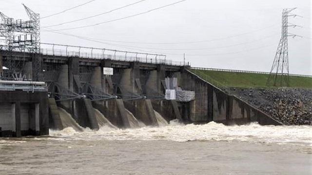 Heavy rains continue; Alabama Power lake levels rising