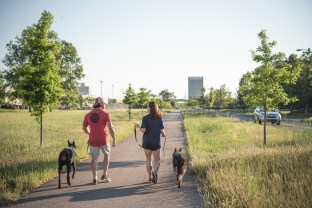 The Rotary Trail has been a significant amenity for those who live and work in Birmingham. (Kalli Jones)