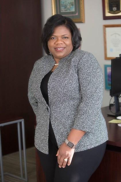 Taffye Benson Clayton said Auburn's goals include recruiting more diverse faculty and enrolling more students from historically underrepresented groups. (Auburn University)