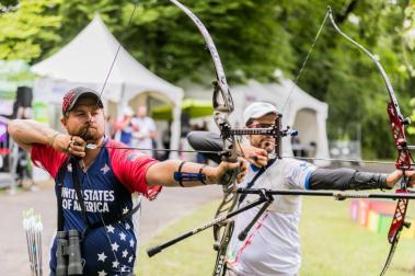 Archery was part of the last World Games in Poland in 2017. (The World Games)