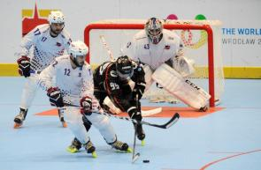Inline hockey was part of the last World Games in Poland in 2017. (The World Games)