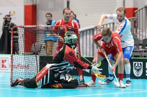 Floorball was part of the last World Games in Poland in 2017. (The World Games)
