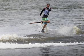 Water skiing was part of the last World Games in Poland in 2017. (The World Games)