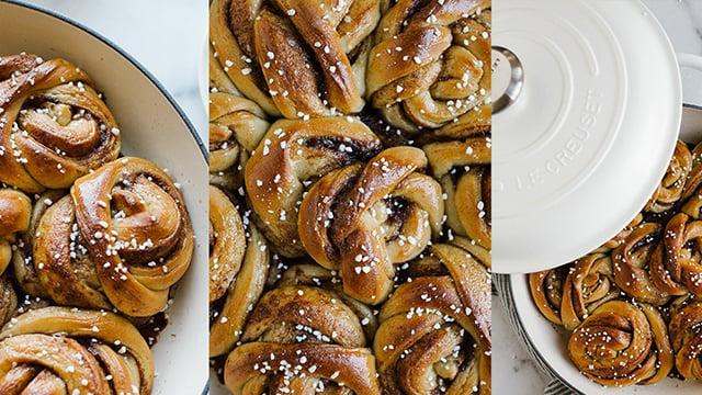 Recipe: Swedish Cinnamon Rolls