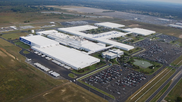 Hyundai halts production at Alabama plant after confirmed coronavirus case