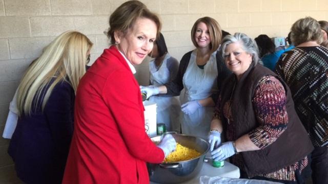 Women's History Month: Margaret Morton leads Sylacauga's SAFE
