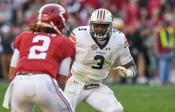 Auburn's Marlon Davidson is who an NFL team needs if it needs a defensive end, Kiper says. (Auburn University Athletics)
