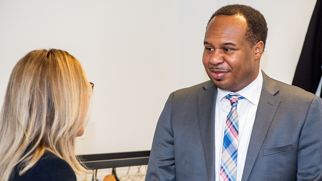 Roy Wood Jr. wants to help grow the television and film industry in Alabama