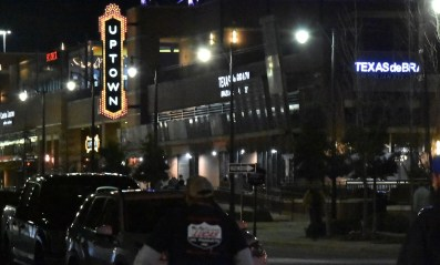 The Uptown district has been completed since the last time the Bassmaster Classic was in Birmingham. (Solomon Crenshaw Jr./Alabama NewsCenter)