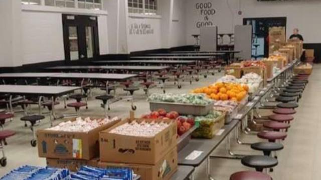 Winfield City Schools helping children during coronavirus pandemic