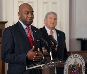 Alabama Department of Labor Secretary Fitzgerald Washington said the economic and individual toll of COVID-19 has been staggering. (Hal Yeager/Governor's Office)