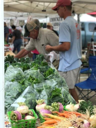 The traditional Market at Pepper Place through its first 19 years was known for its crowds, social interaction and great access to farmers and their goods. (contributed)