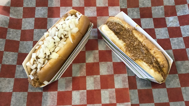 Cutts Chili Dog makes the 100 Dishes to Eat in Alabama list