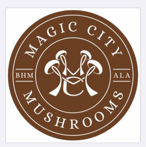 Tim and Bradleigh Pfitzer own Magic City Mushrooms.