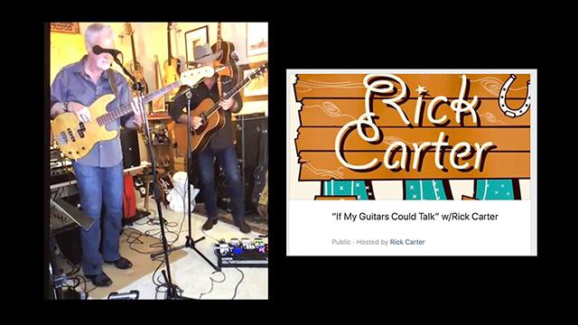 COVID-19 not stopping Alabama Music Maker Rick Carter