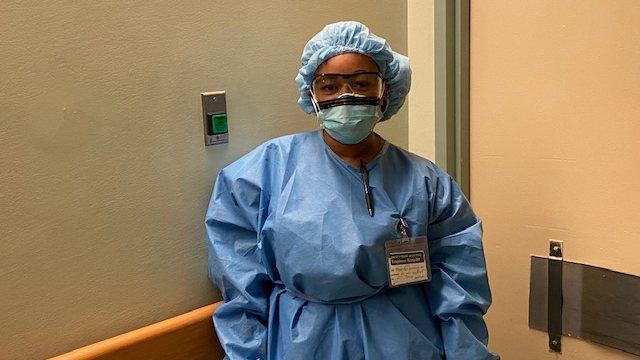 Meet Kim Alexander, Bessemer councilwoman – and nurse – on the front lines in NYC