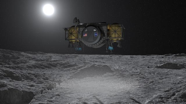 Alabama stands to be a big winner in NASA moon lander race