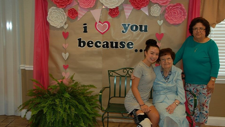 Doris Littleton is an Alabama Bright Light helping other women shine