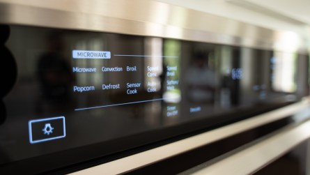 The Alabama Power Smart Neighborhood home features energy-efficient appliances. (Dennis Washington / Alabama NewsCenter)