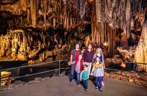 DeSoto Caverns is again offering guided caverns tours. (contributed)