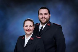 Captains Deanne and Nathan Jones are the new leaders of the Salvation Army of Dothan. (contributed)
