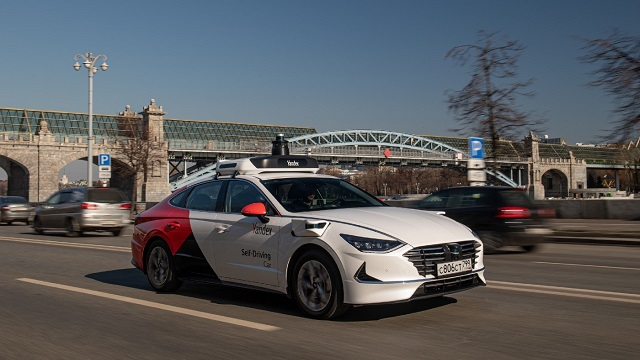 Hyundai Sonata playing key role as Russia's Yandex aims to double self-driving fleet