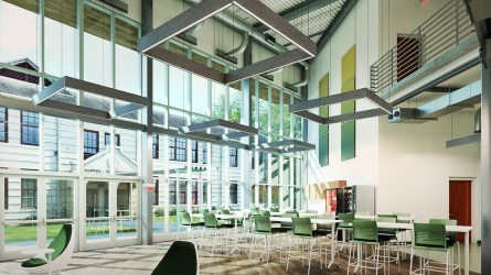 The AMC is designed for students, incumbent workers and people looking for a career change. (contributed)