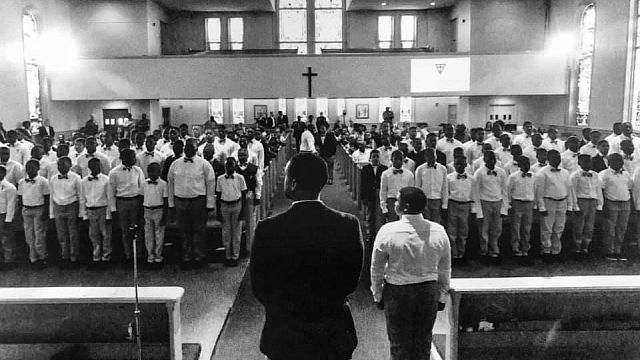 Alabama's Valiant Cross Academy works to propel young men to greatness
