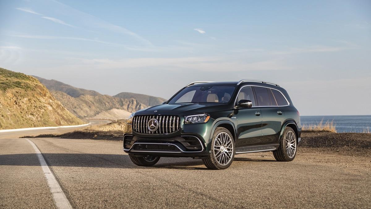 Alabama-built vehicles help Mercedes speed ahead of BMW in U.S. luxury car sales