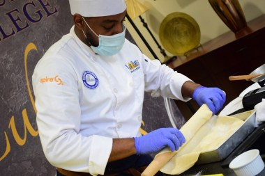 Chef Steven McIntyre is helping residents of the Birmingham Housing Authority unlock their culinary potential. (contributed)