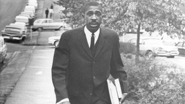 First Black to attend Auburn gets master's degree more than 50 years later