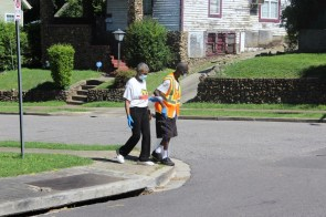 The Magic City Blight Busters' most recent project was in Fountain Heights.