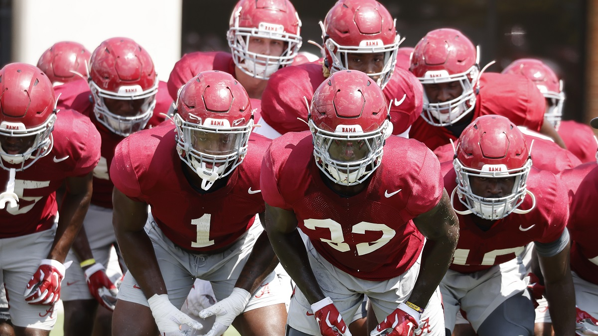 Alabama Crimson Tide defense looks to improve in 2020