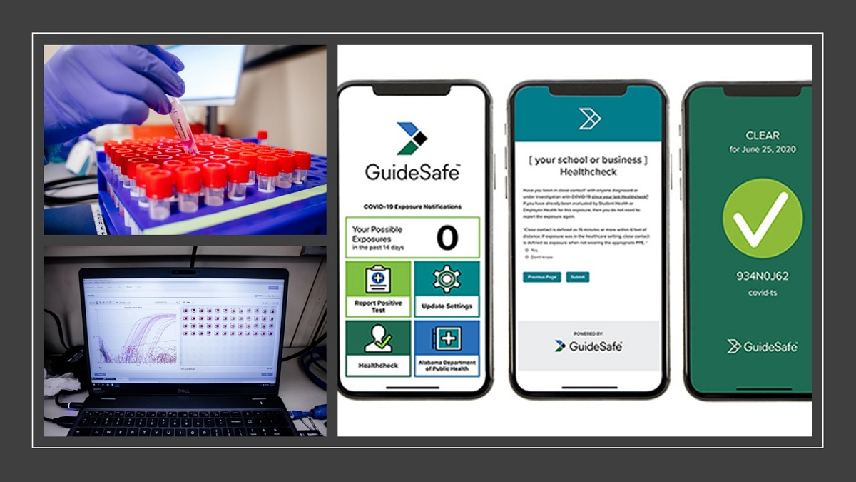 Alabama's GuideSafe Exposure Notification App launches statewide
