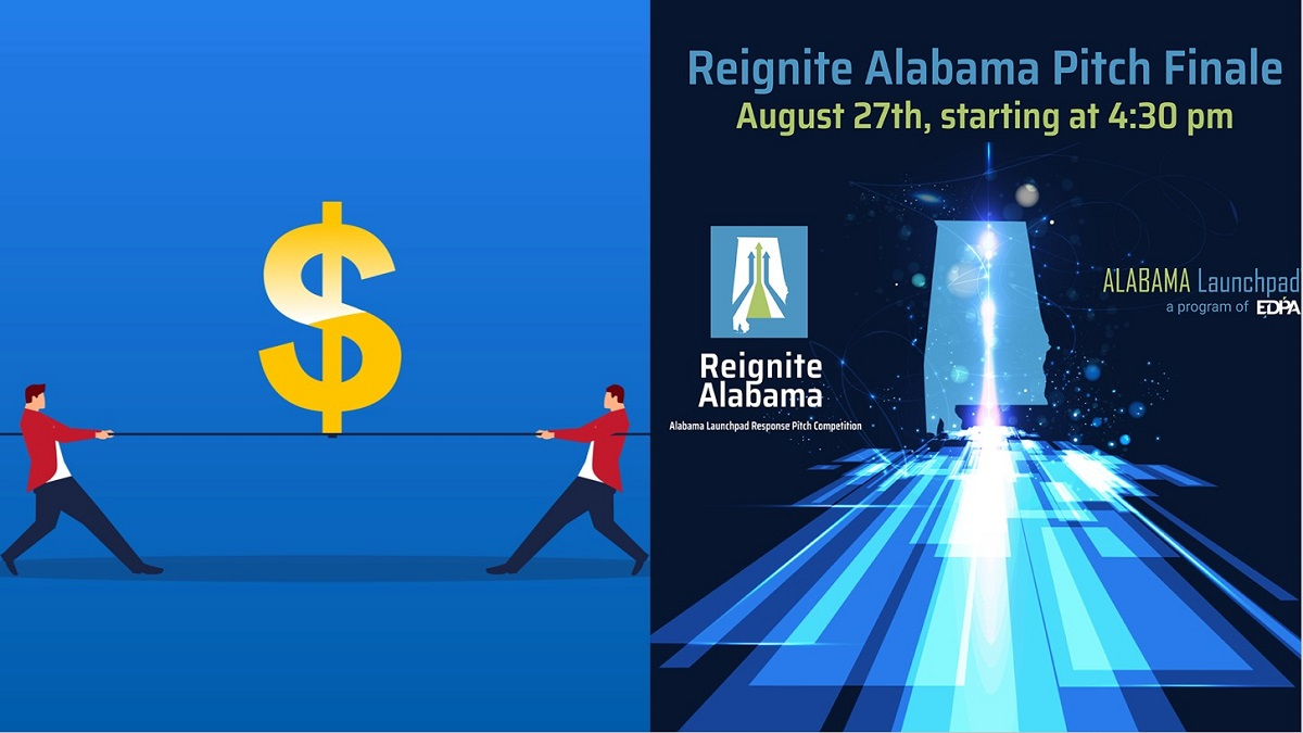 EDPA's Reignite Alabama holding online competition for 14 finalists Aug. 27