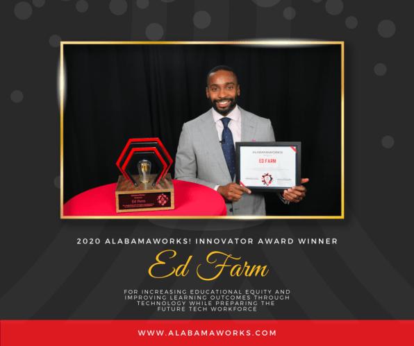 Ed Farm, the signature program of TechAlabama. (AlabamaWorks!)