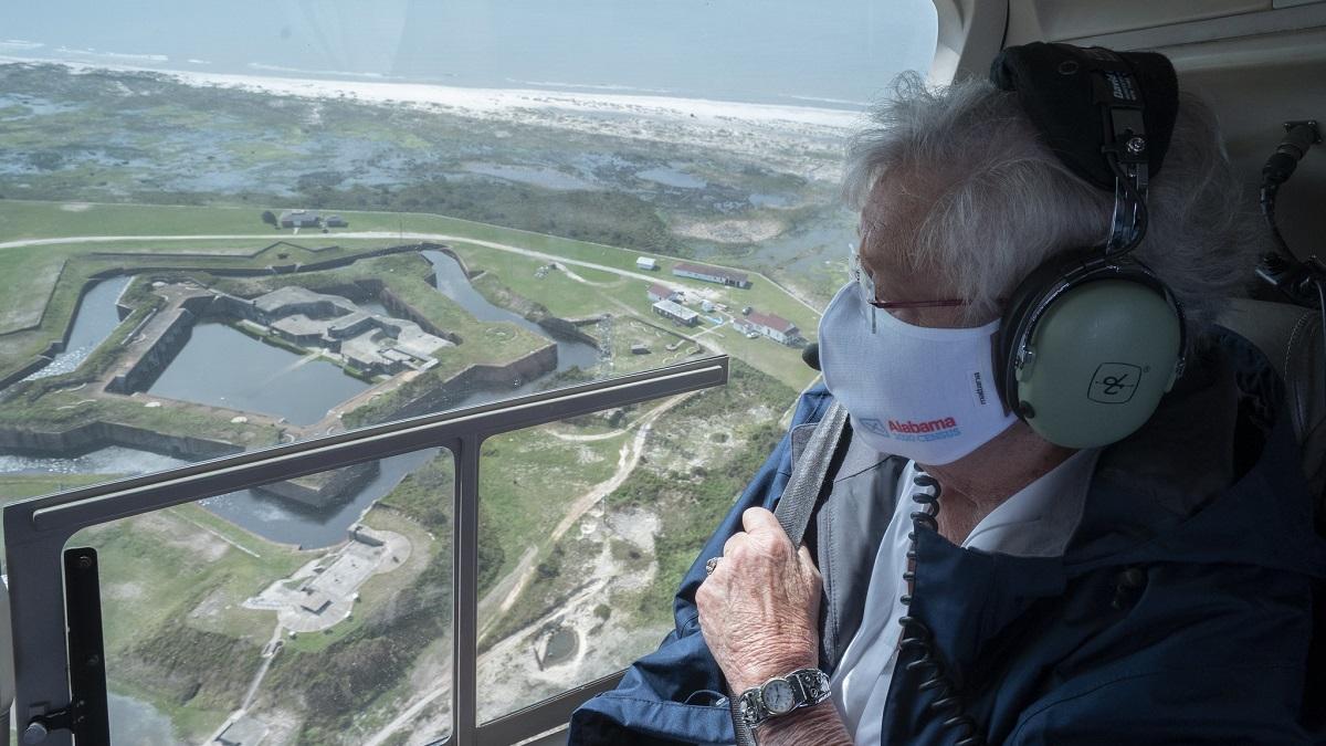 Alabama Gov. Kay Ivey: Hurricane Sally damage is 'mighty bad'