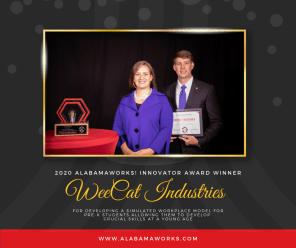 WeeCat Industries. (AlabamaWorks!)