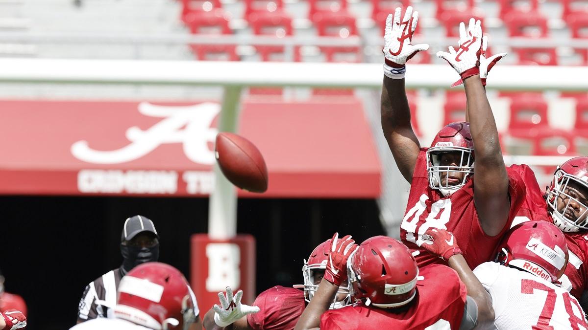 Nick Saban: Alabama football players need to buy into culture of winning
