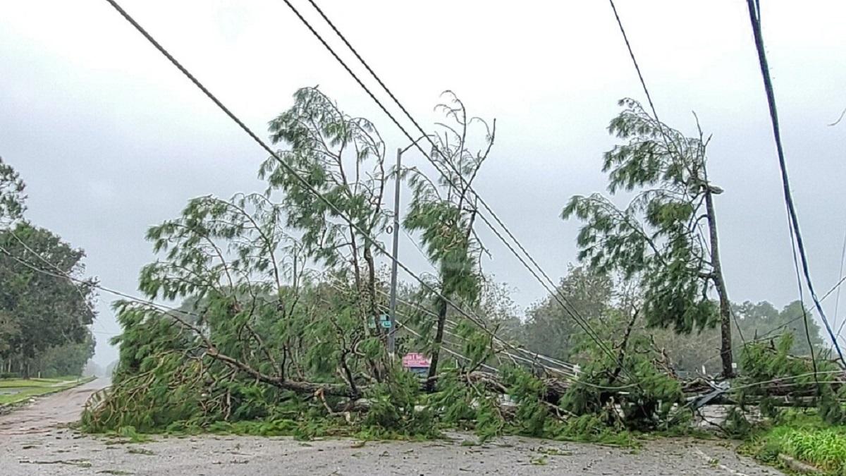Alabama Power working to restore service in wake of Hurricane Sally destruction