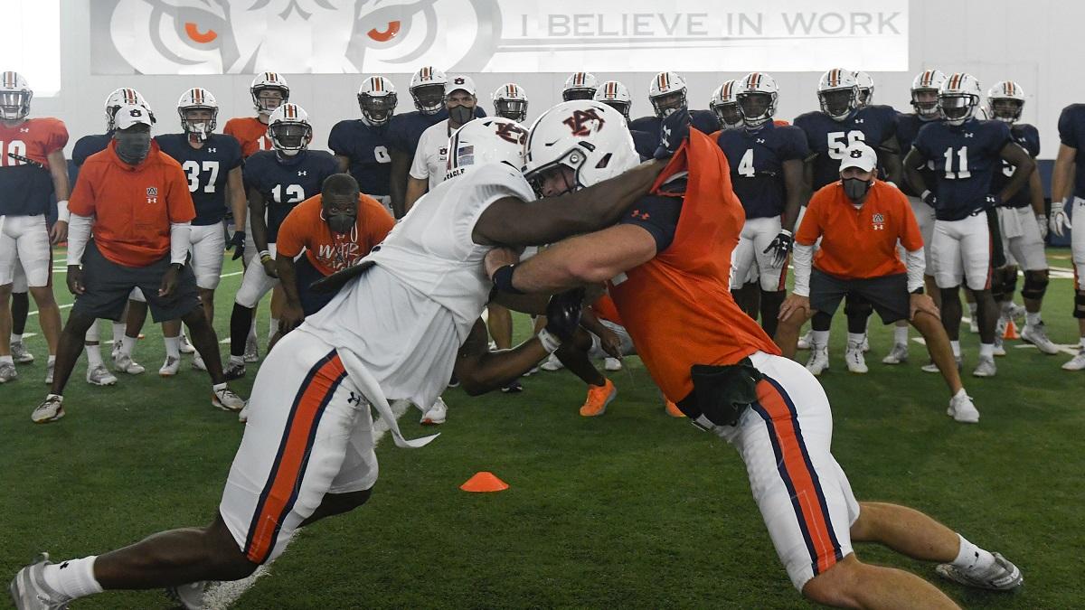 Gus Malzahn: Auburn football has time to overcome COVID-19 challenge